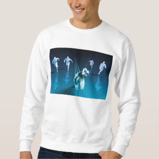 Market Leader and Beating the Competition as Conce Sweatshirt