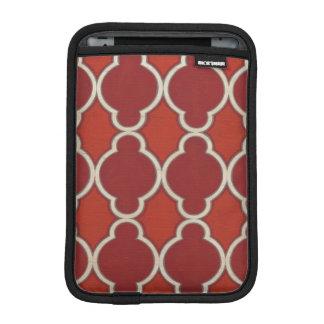 Market Motifs VII Sleeve For iPad Mini