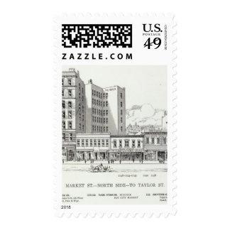Market North side Taylor Stamps