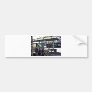 Market Place Bumper Sticker