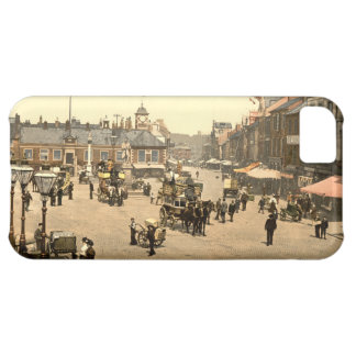 Market Place, Carlisle, Cumbria, England Case For iPhone 5C