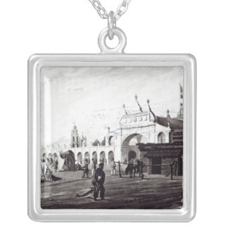 Market Place, engraved by Daniel Havell  1820 Custom Jewelry