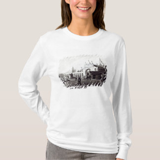 Market Place, engraved by Daniel Havell  1820 T-Shirt