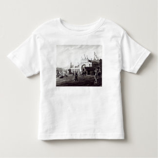 Market Place, engraved by Daniel Havell  1820 Toddler T-shirt