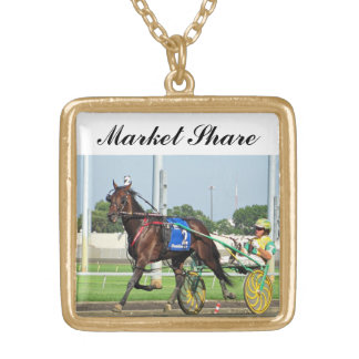 Market Share Necklace