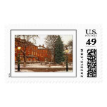 Market Square Christmas Stamp
