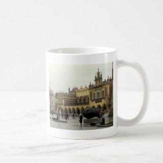 Market Square in Krakow Coffee Mug