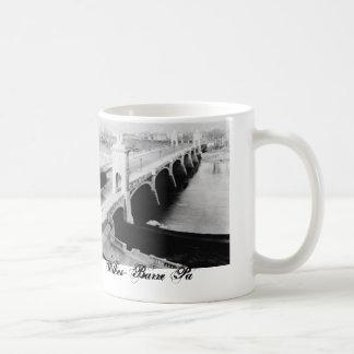Market St. Bridge Wilkes-Barre Pa. Mug