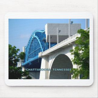 MARKET STREET BRIDGE - Chattanooga, TN Mouse Pad