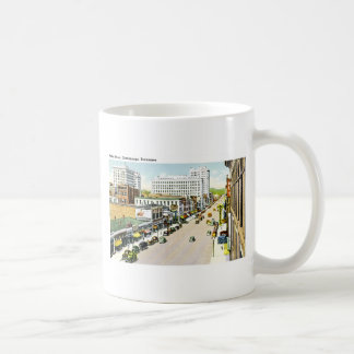 Market Street, Chattanooga, Tennessee Coffee Mug