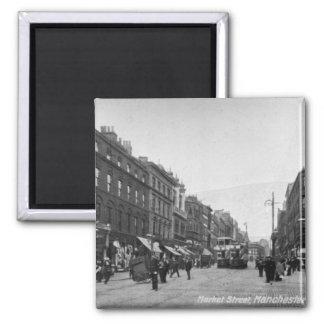 Market Street, Manchester, c.1910 2 Magnet