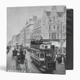 Market Street, Manchester, c.1910 Binder
