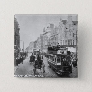 Market Street, Manchester, c.1910 Button