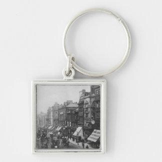 Market Street, Manchester, c.1910 Keychain