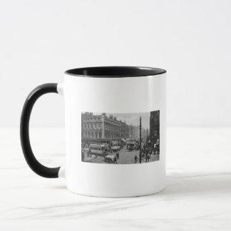 Market Street, Manchester, c.1910 Mug