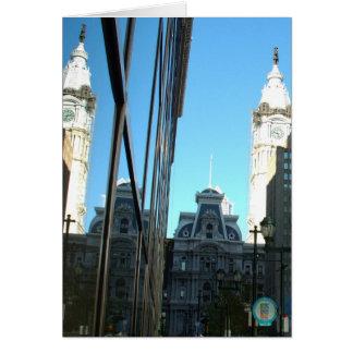 Market Street Reflections Card