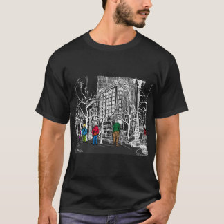 Market Street San Francisco. Big Picture T-Shirt