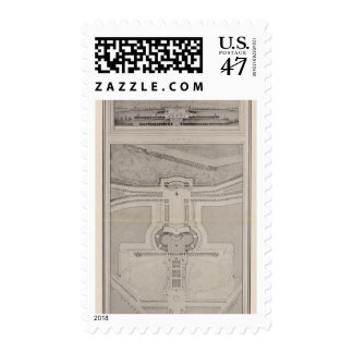 Market Street termination, approach to Twin Peaks Postage Stamp