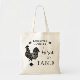 Market Tote - Farmhouse - Farm to Table