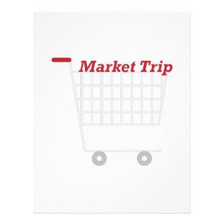 Market Trip Letterhead