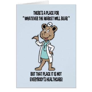Market Will Bear Card
