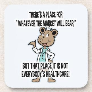 Market Will Bear Coaster
