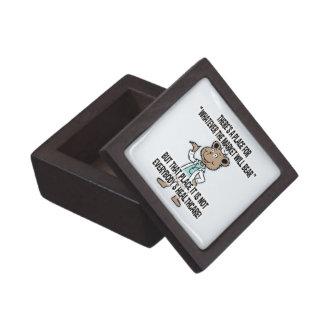 Market Will Bear Jewelry Box