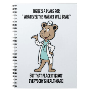 Market Will Bear Notebook