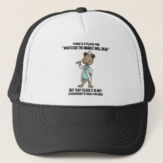 Market Will Bear Trucker Hat