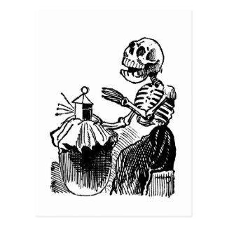 """""""Market Woman"""" circa early 1900's. MEXICO. Postcard"""