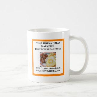 MARKETER COFFEE MUG
