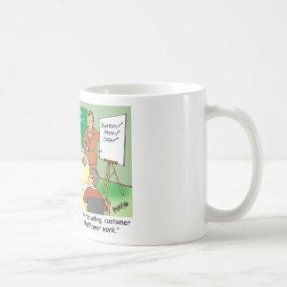 MARKETING / BANKING / BOARD MEETING finance gifts Coffee Mug