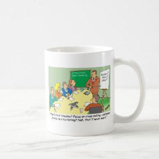 MARKETING / BANKING / BOARD MEETING finance gifts Mug