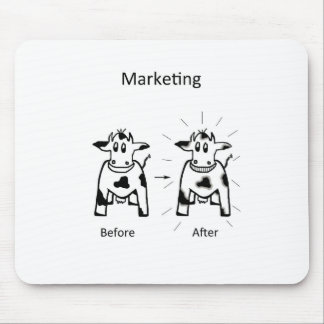 Marketing Caofline Mouse Pad