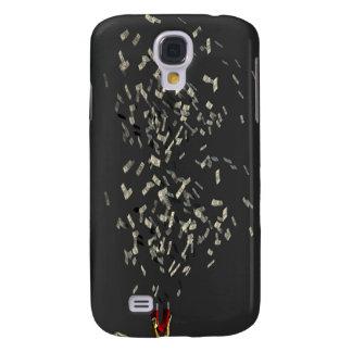 Marketing Concept with Businessman Samsung S4 Case