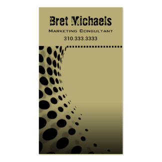 Marketing Consultant I - PR Expert Image Director Business Card