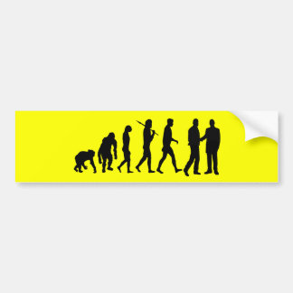 Marketing Director Sales Rep Industrial Relations Bumper Sticker