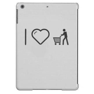 Márketing fresco funda para iPad air