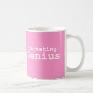 Marketing Genius Gifts Classic White Coffee Mug
