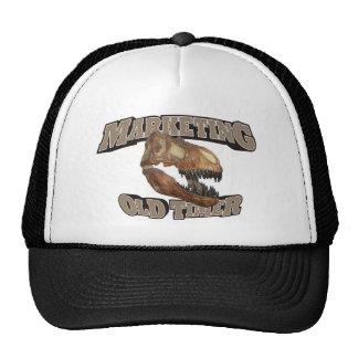Marketing Old Timer! Trucker Hat
