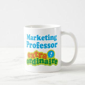 Marketing Professor Extraordinaire Gift Idea Coffee Mug