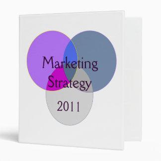 Marketing Strategy, 2011 Binder