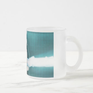 Marketing Strategy and Innovative Vision Frosted Glass Coffee Mug