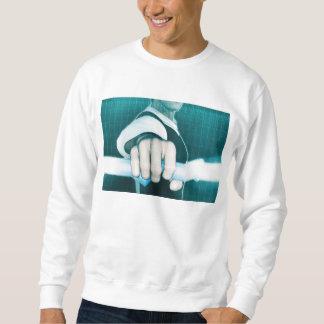Marketing Strategy and Innovative Vision Sweatshirt