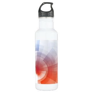 Marketing Tools for Online Advertising Campaign 24oz Water Bottle