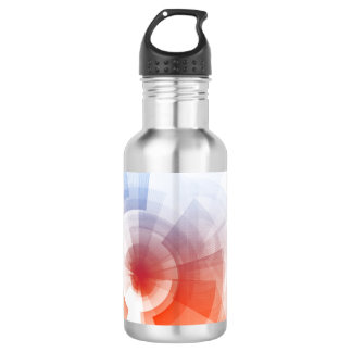 Marketing Tools for Online Advertising Campaign 18oz Water Bottle