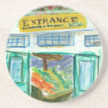 Marketplace Entrance Drink Coaster (Pike Place)