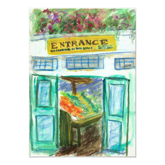 Marketplace Entrance Invite (Pike Place Seattle)