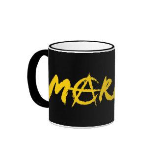 Markets Ringer Coffee Mug