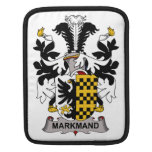 Markmand Family Crest Sleeves For iPads